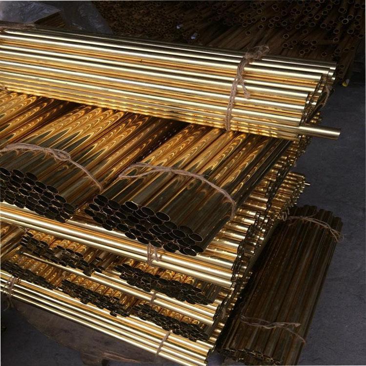 高耐磨C3602黄铜管薄壁黄铜管
