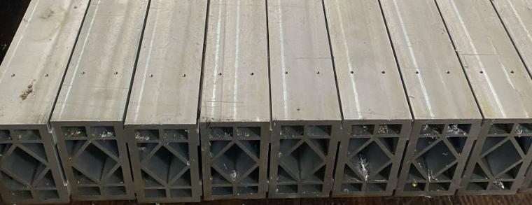 光纤切割机挤压铝横梁铝合金机架