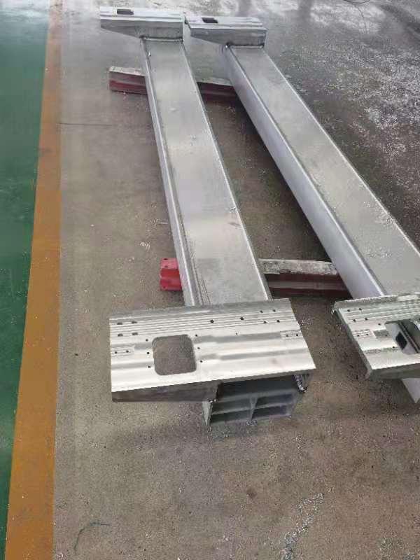 青岛光纤激光切割机铝合金横梁厂家
