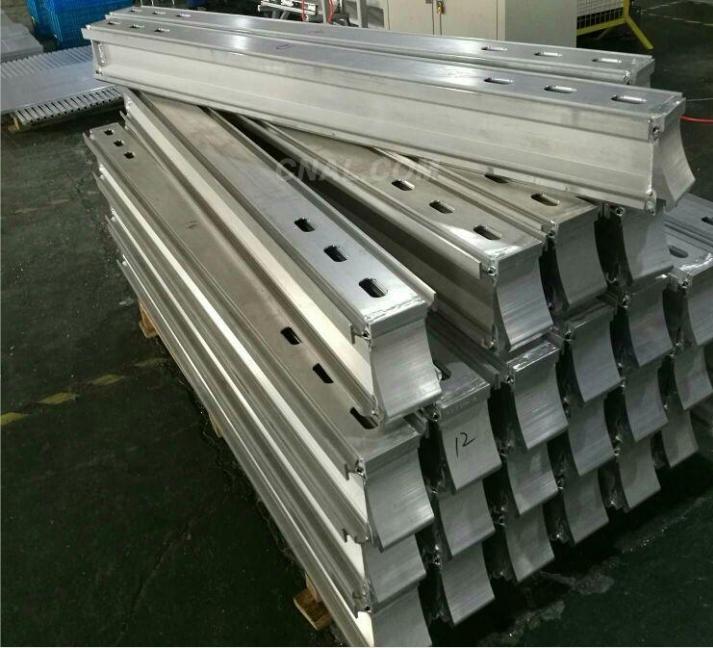 生产光纤激光切割机铝横梁模具厂家