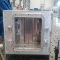 浙江铝箱体铝合金箱体结构铝箱焊接