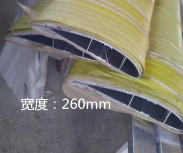 宁波却塔铝合金风叶型材铝制风机叶
