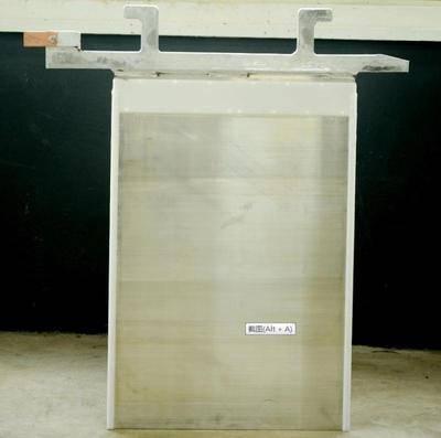 1070电锌阴极铝板4567mm