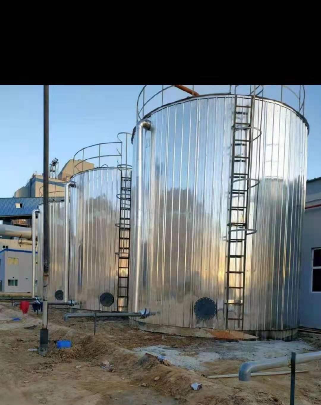 铝板外护管道保温设备保温铝皮保温