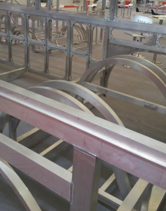 铝合金驾驶室焊接加工铝车体焊接