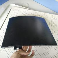 黑色铝单板包柱弧形铝板定制粤艺佰