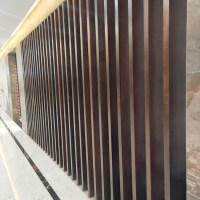 铝方通隔断木纹铝方通工厂批发