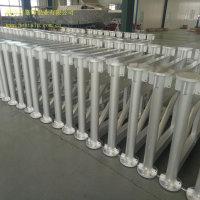 铝合金柜体主框架焊接