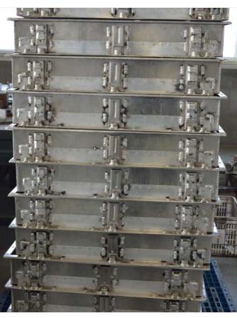 专注铝柜体焊接铝合金箱体结构焊接
