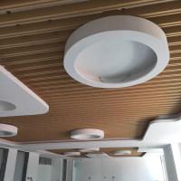 凹槽铝方通木纹铝方通工厂定制