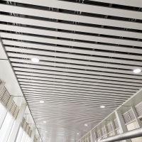 长沙铝条板吊顶150x30铝格栅