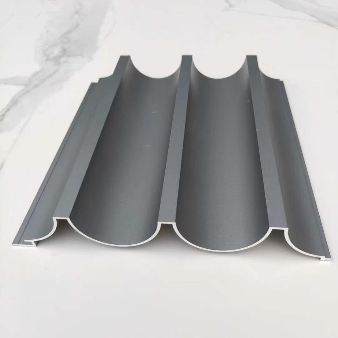 长城铝单板凹凸铝板波浪铝单板定制