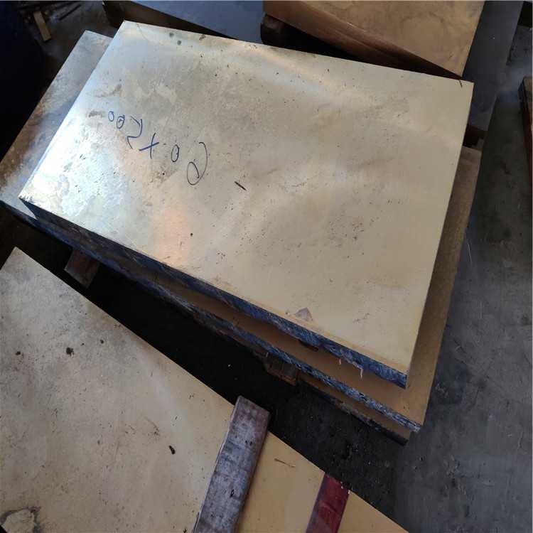 QAl5铝青铜 方块高耐磨铝青板